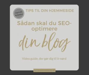 Få flere læsere på din blog og hjemmeside, seo, seooptimering, seo-optimering